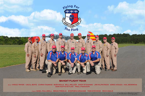 Bandit Flight Team 2017