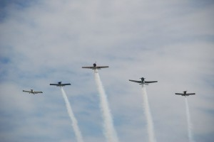 Formation Flying 3